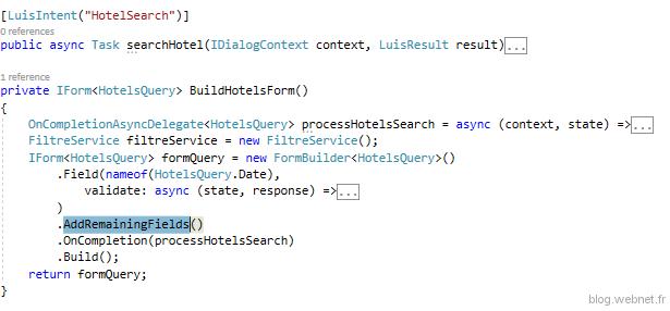 Code FormDialog - Add fields